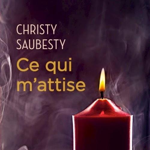Ce qui m'attise de Christy Saubesty