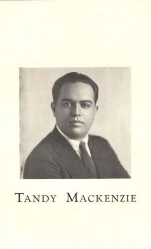 HAWAIIAN TENOR TANDY MACKENZIE (1892-1963) CD