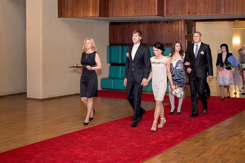 civilinė ceremonija panevėžio santuokų rūmuose