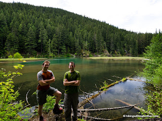 greenwater echo lake hikingwithmybrother
