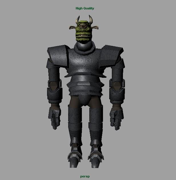 Troll Prototype