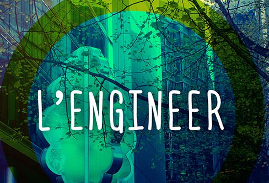 L'Engineer Font