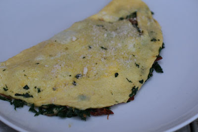 florentine omelet