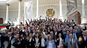 Venezuela : Diputados nueva AN
