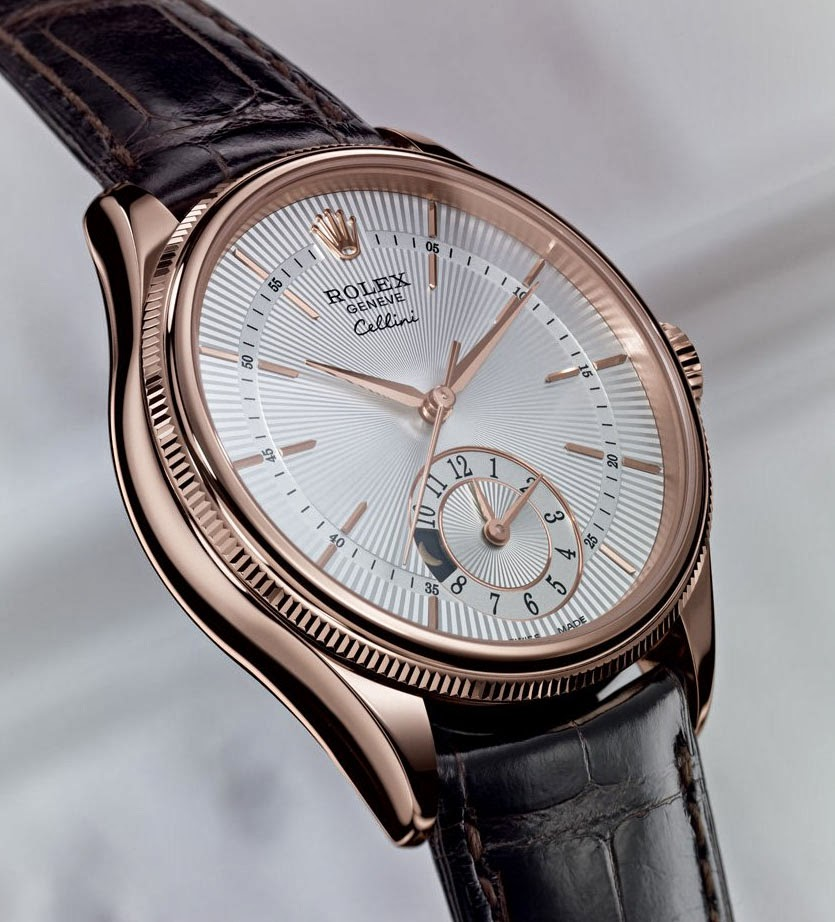 Rolex new cellini collection time date and dual time time and watches for Rolex cellini