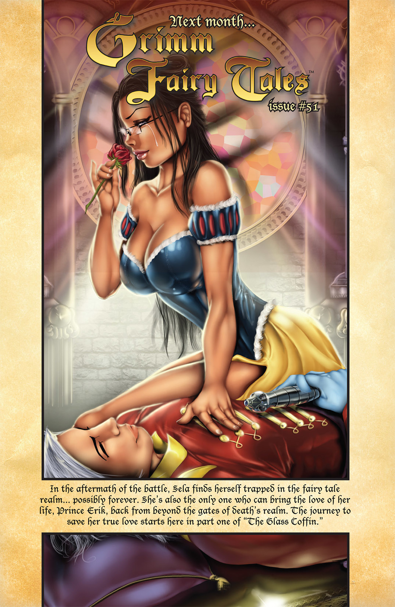 Grimm Fairy Tales (2005) Issue #50 #53 - English 53