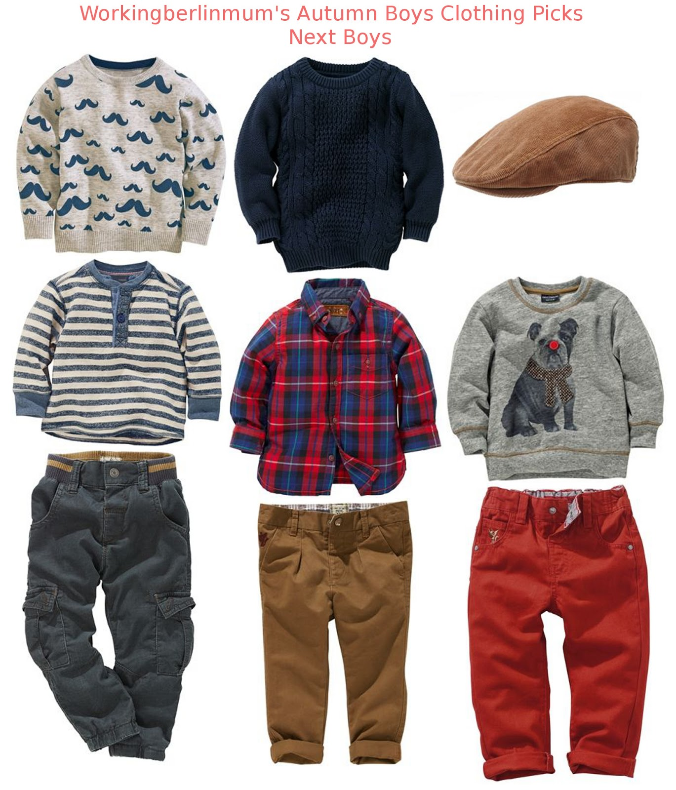 Workingberlinmum Autumn Big Boys 3mths 6yrs Fashion My Next Picks