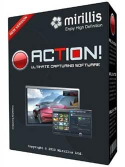 Mirillis Action 2.1.0 Español Full Final Grabar Juegos en HD