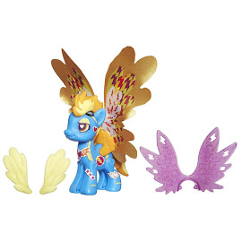 MLP Wave 3 Wings Kit Spitfire Hasbro POP Pony