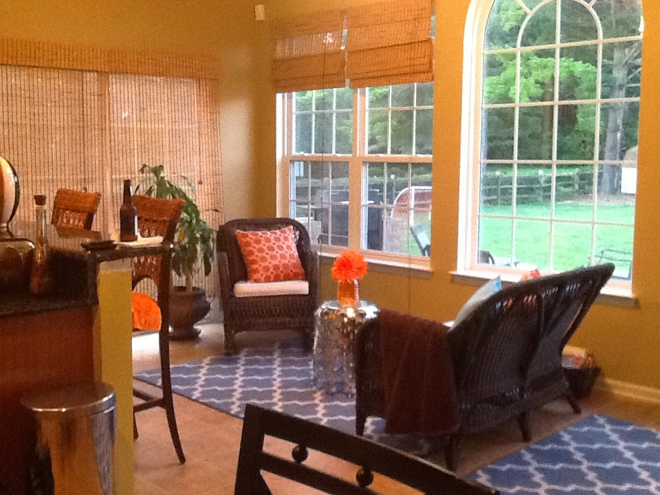 Sunroom/sitting room