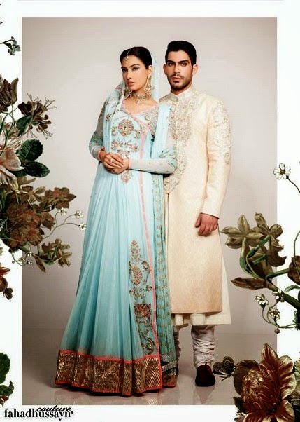 Latest Bridal Dresses Collection 2014
