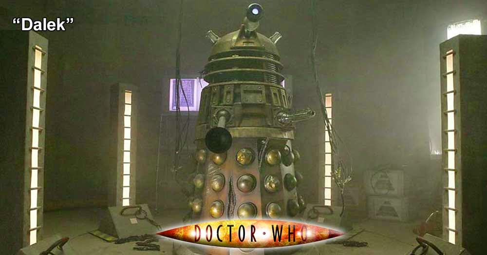 Doctor Who 161: Dalek