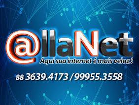 @LLANET - AQUI SUA INTERNET É MAIS VELOZ