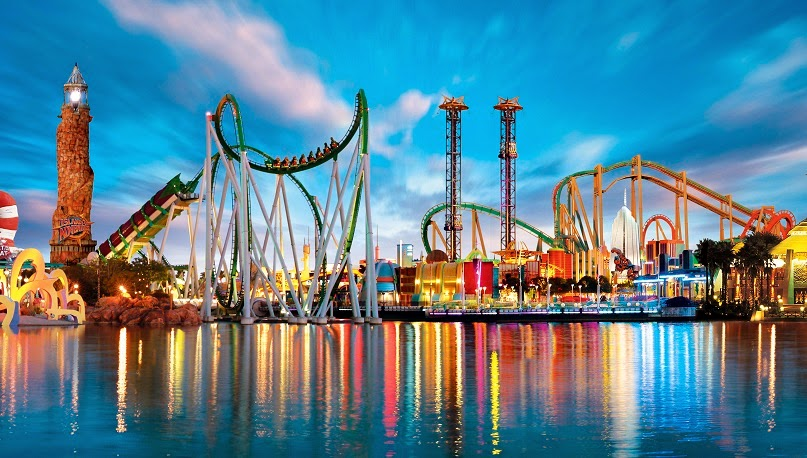 Ponto Turistico em Orlando