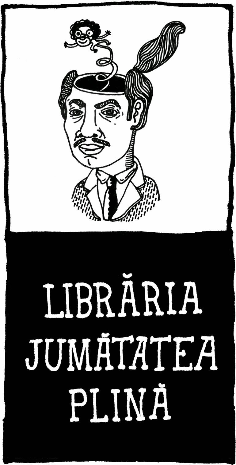 Librăria in curand la www.jumatateaplina.com