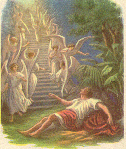 Jesús creía en la Escala de Jacob Gagarin19