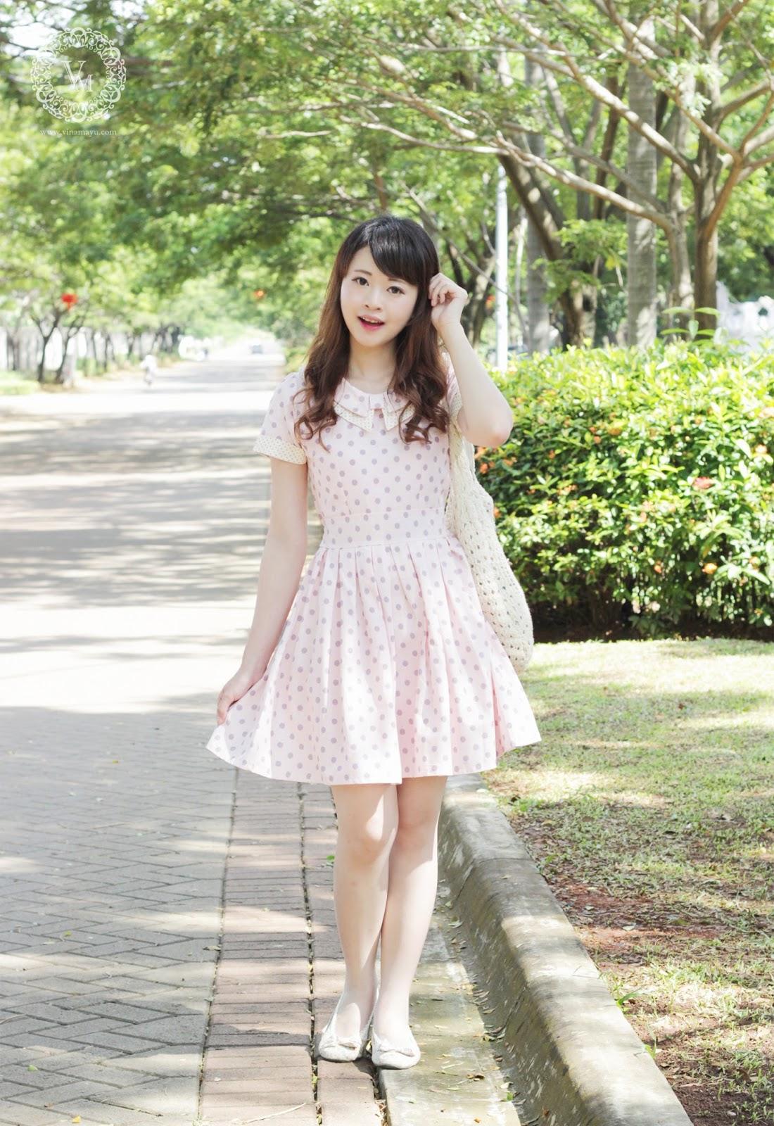 ✿ Vina Mayu ✿ Tea Saloon ✿: OOTD : How to Look Feminine with ...