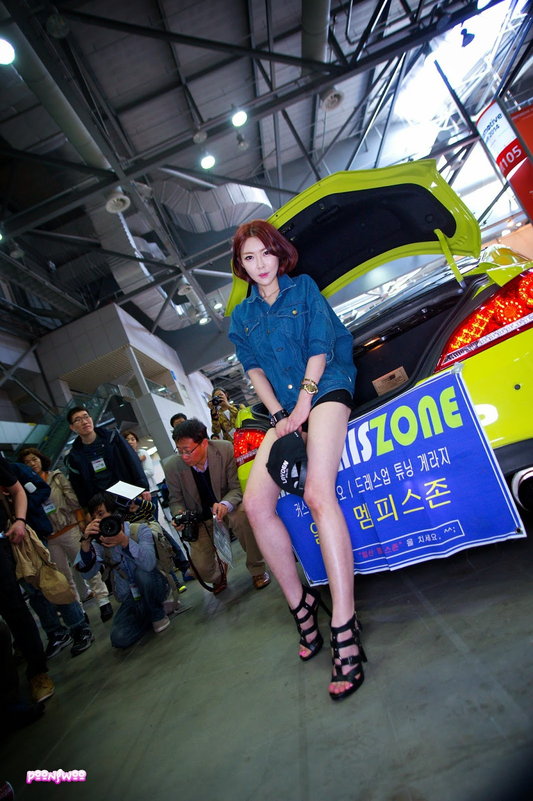 3 Na Young - Automotive Week 2014 - very cute asian girl-girlcute4u.blogspot.com
