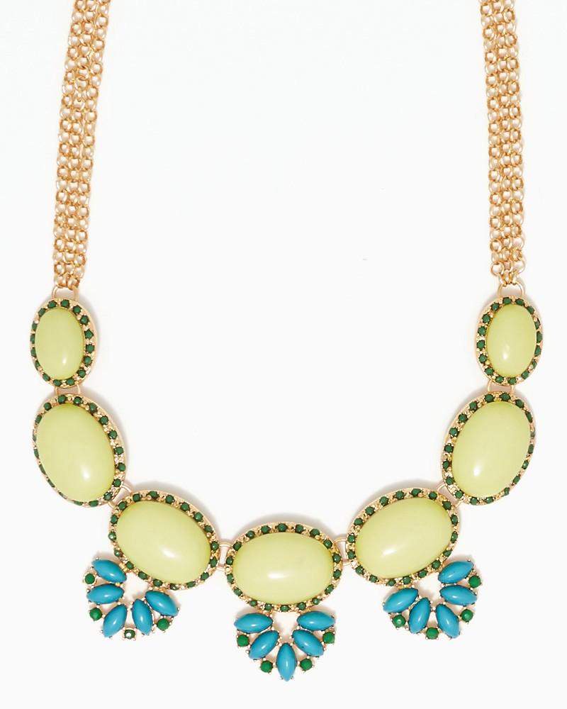 chromasia collar necklace