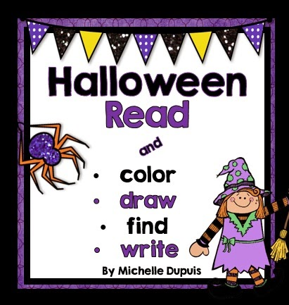 Halloween Reading FUN