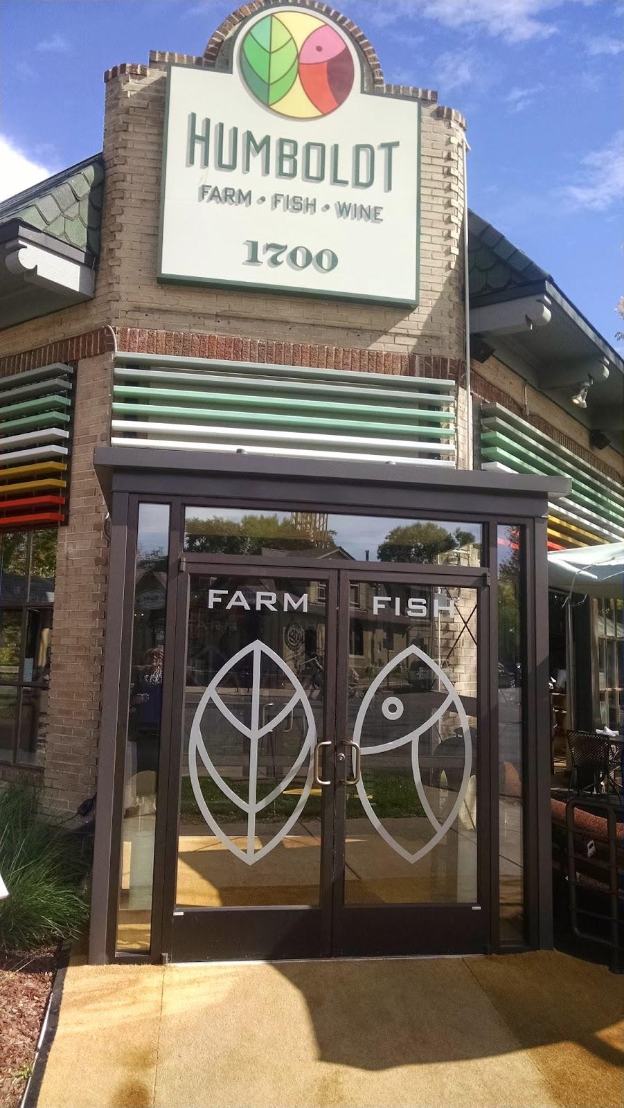 Atlanta etc marilyn wolf 39 s food blog and restaurant blog for Humboldt farm fish wine