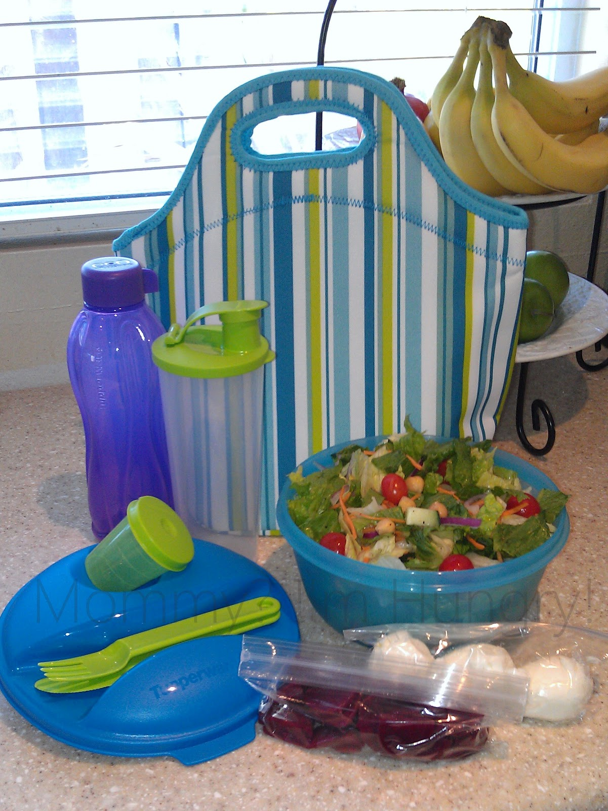 Mih Product Reviews Giveaways Tupperware Lunch Solutions Set Review Bring Your Own