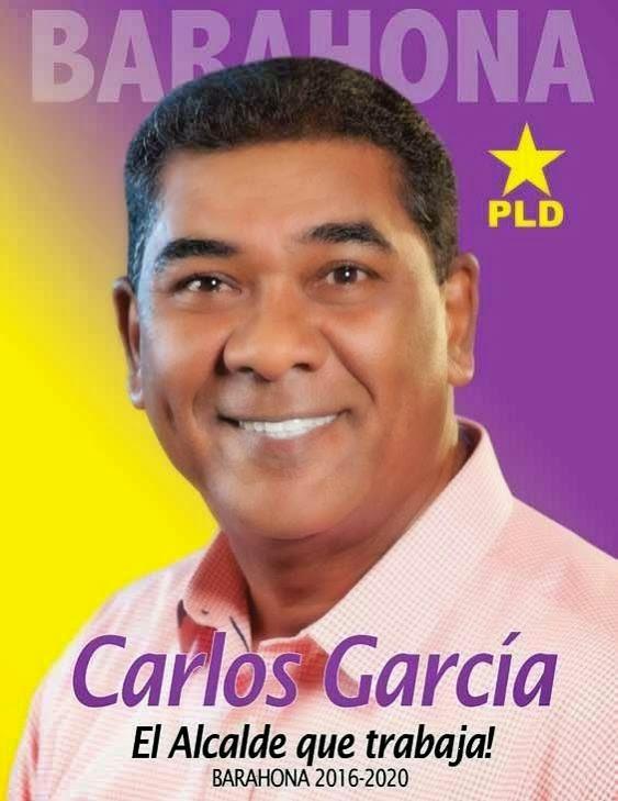 LIC.  CARLOS GARCIA, SINDICO PLD