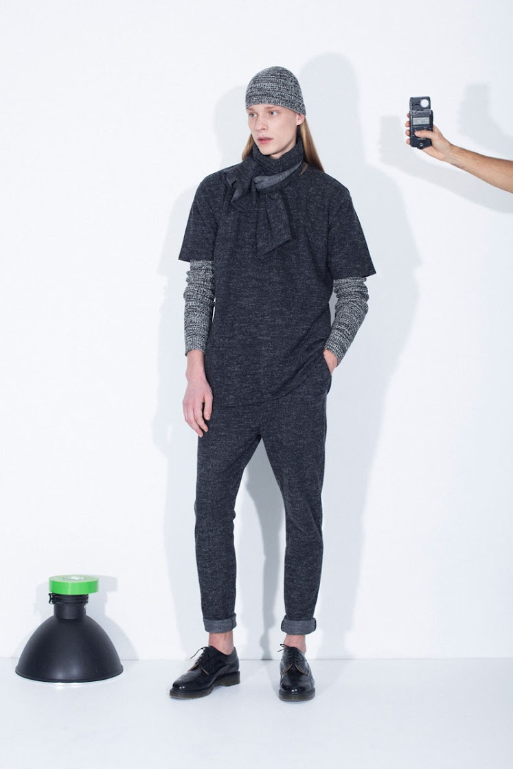 Honest By Bruno Pieters Autumn/winter 2012/13 Collection Men/women