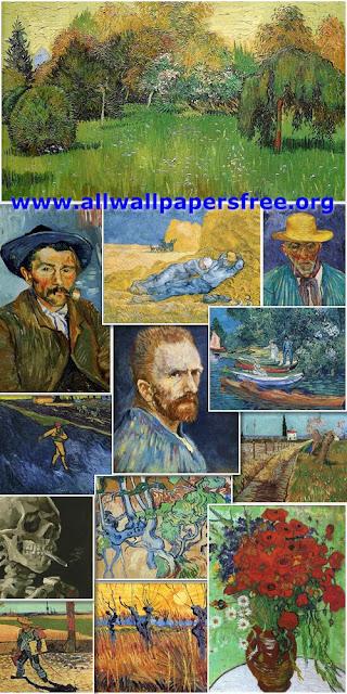 200 Amazing Vincent Van Gogh Artworks [Up to 6400 Px] [Set 3]