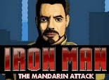 لعبة الرجل الحديدي ايرون مان Iron Man The Mandarin Attack