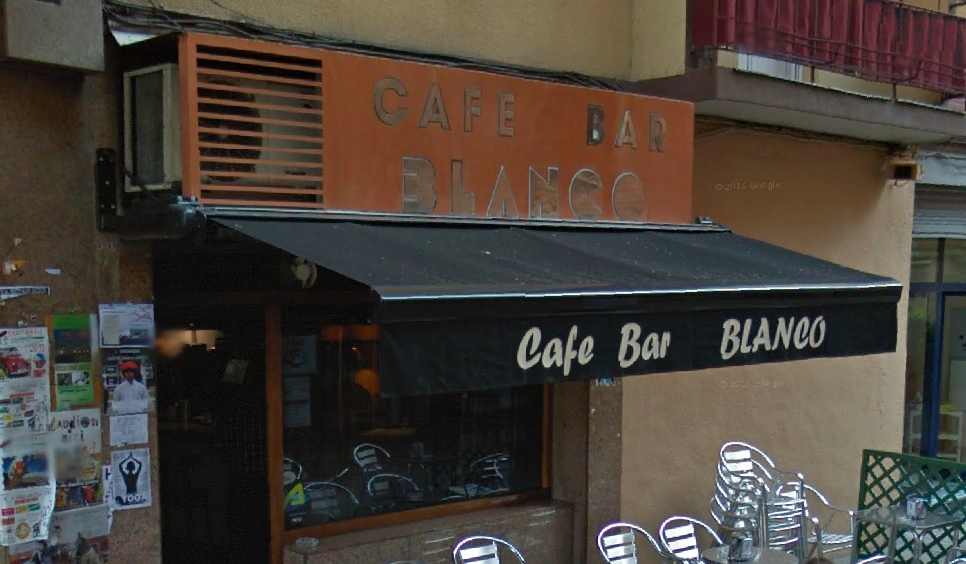 BAR BLANCO