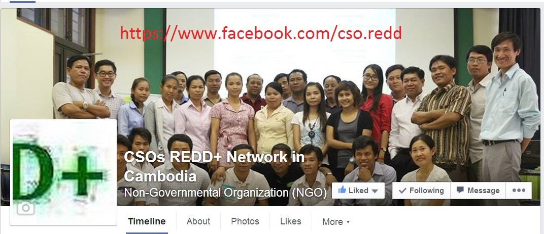 CSO REDD+ Network in Cambodia