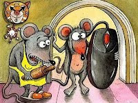 Gambar Karikatur Binatang