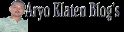 Aryo Klaten Blog's