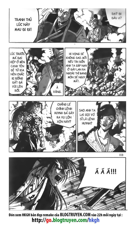 Hiệp Khách Giang Hồ chap 353 page 9 - IZTruyenTranh.com
