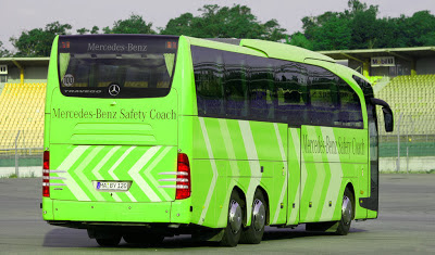 Mercedes Benz Travego 2005