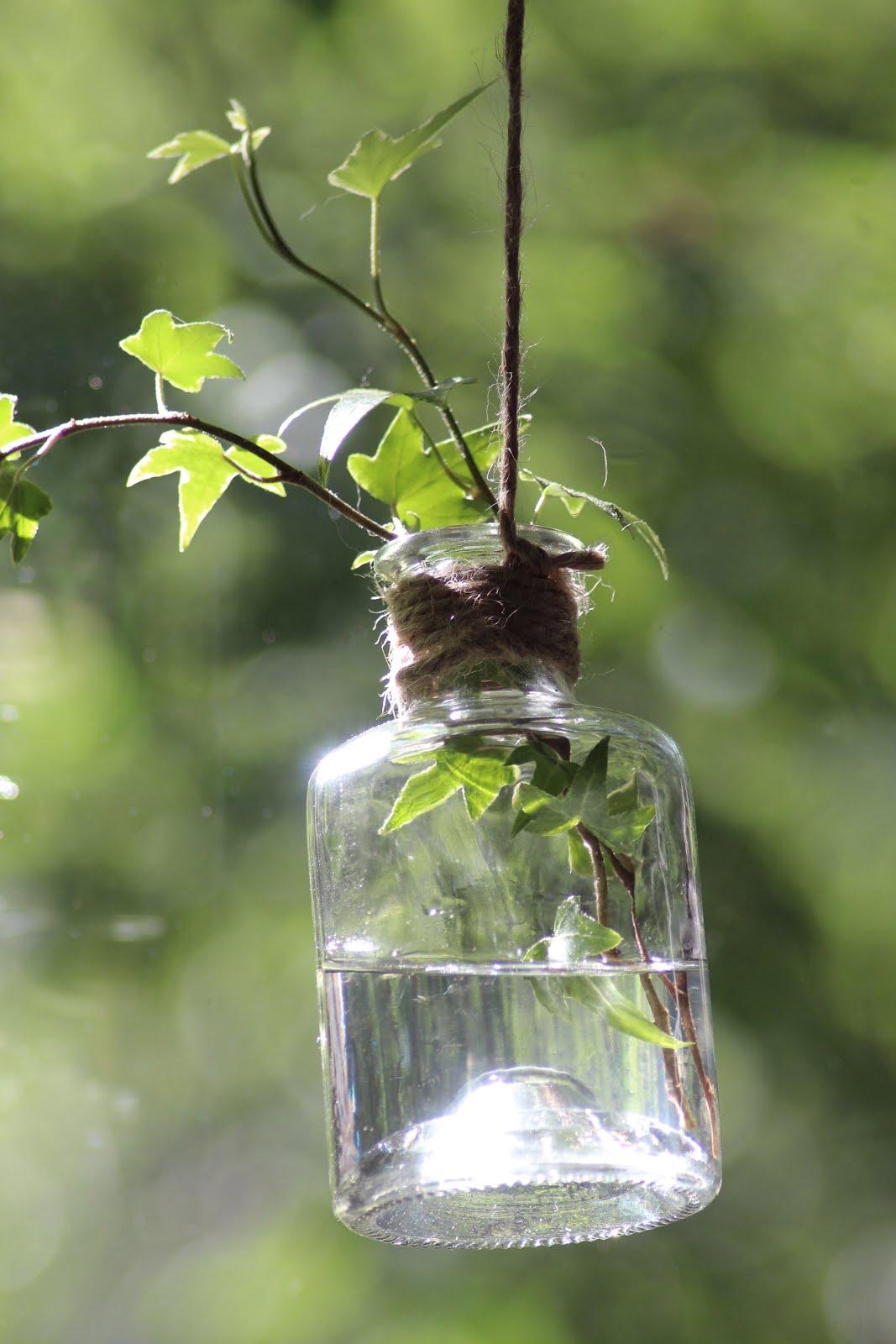 Små glasflaskor (länk)
