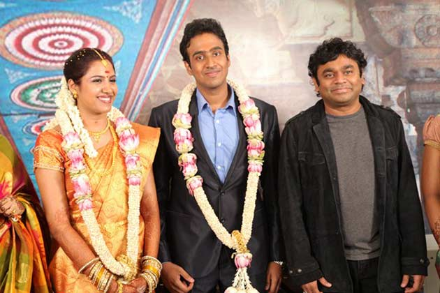 KS Ravikumar Daughter marriage reception Album