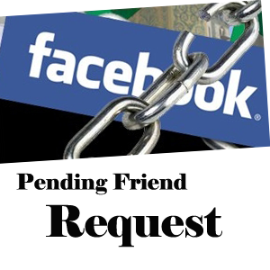 How to check all pending friend requests on facebook
