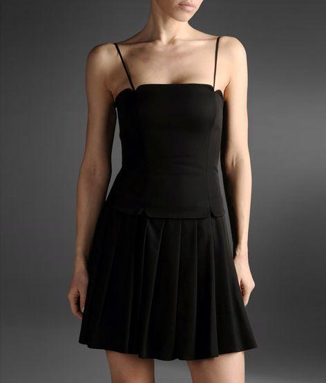 askılı gece elbisesi kısa