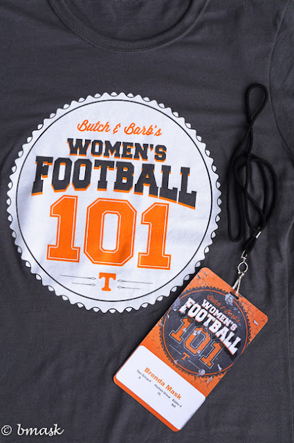 University Of Tennessee, Butch & Barb's Women's Football 101, Anderson Training Center, The Volunteer's, Hydro Therapy Center, Butch Jones, Peyton Manning, The Vol Walk,
