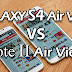 Galaxy S4's Air View Vs. Note II's Air View: How are they different?