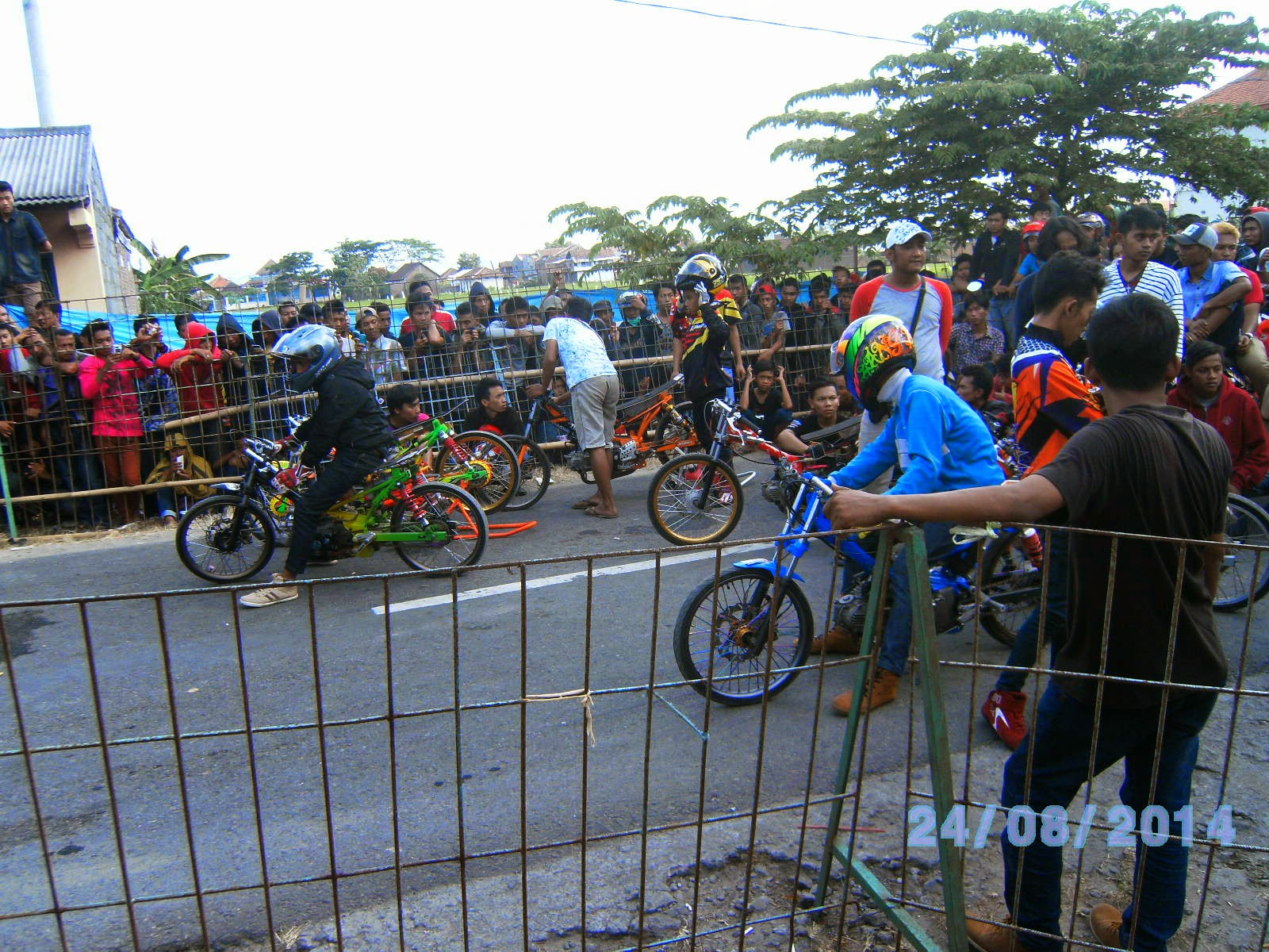 Video Dragrace Solo Sukoharjo 2014