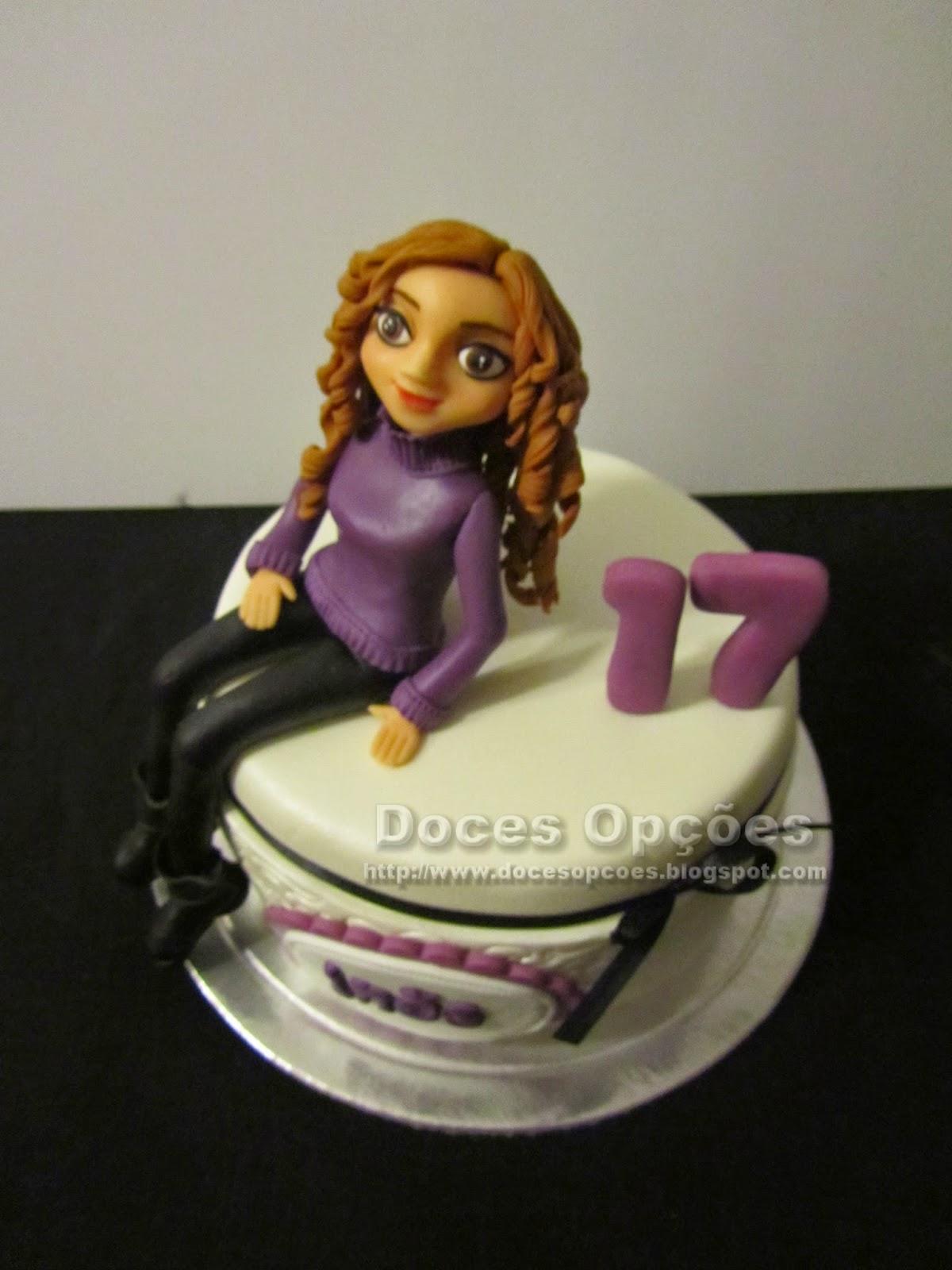 Torta de cumpleaños de Agnes
