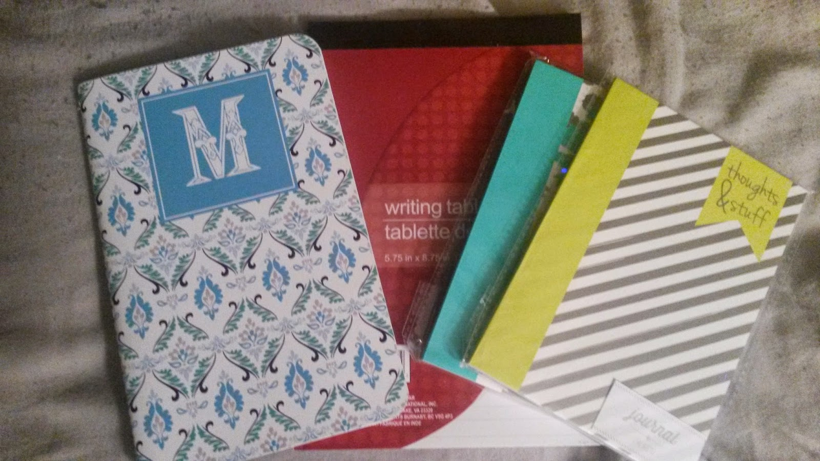 Maybook; notebooks