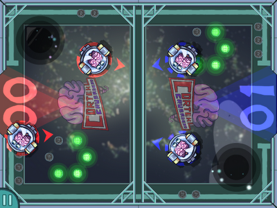 Galaxyball - Wormholes Stage