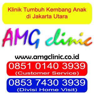 Klinik Tumbuh Kembang Anak di Jakarta Utara