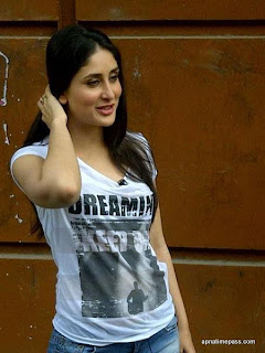 Kareena Kapoor with Imran Khan new look