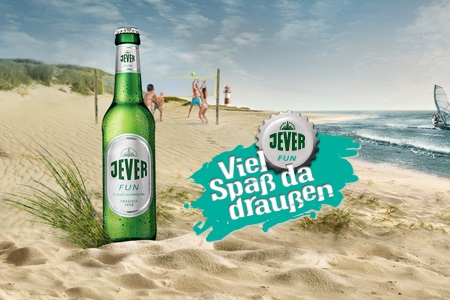 Sham: Jever Fun does not contain alcohol