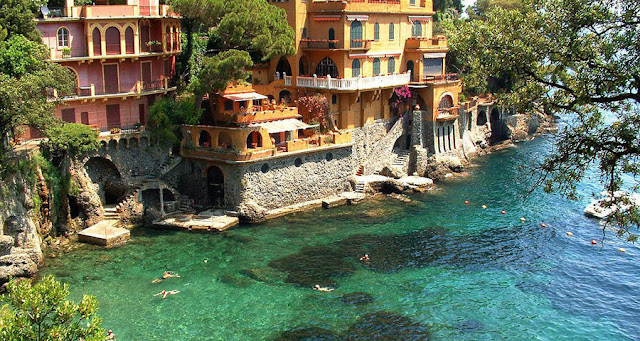 beauty of Italian Coastal Cities